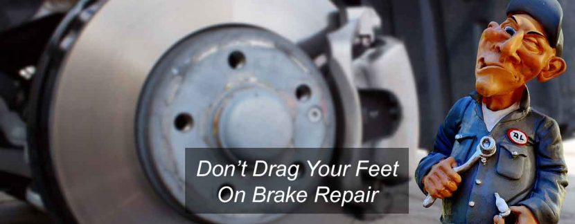 Culver City Brake Repair Service